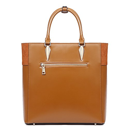 Leather Women Noble for Shoulder Hobo Evening Handbags handle Handbags Handbags Top Genuine dHfIqd