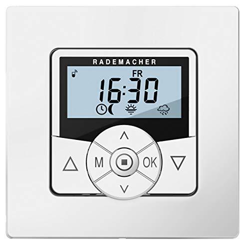 Rademacher 36500572 Troll Comfort DuoFern - Temporizador, color blanco