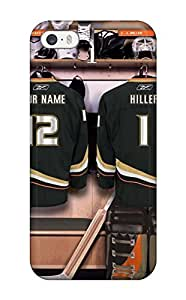 High-end Case Cover Protector For Iphone 5/5s(anaheim Ducks (33) )