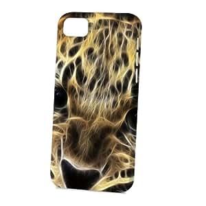 Case Fun Apple iPhone 5C Case - Vogue Version - 3D Full Wrap - Leopard X-ray