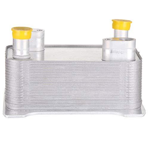 ECCPP Transmission Oil Cooler Fit for 2003-2010 Audi A8 Quattro, 2003 Audi S8, 2006-2010 Volkswagen Passat, 2004-2006 Volkswagen Phaeton 4E0317021H Oil Cooler