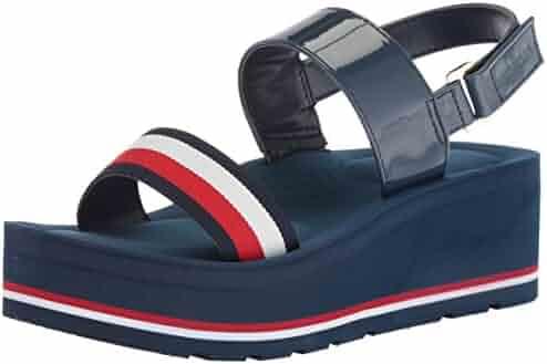 Tommy Hilfiger Women's Essia Wedge Sandal