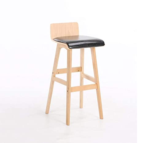 Astounding Amazon Com Qidi Bar Stool Dining Chair Counter Chairs Onthecornerstone Fun Painted Chair Ideas Images Onthecornerstoneorg