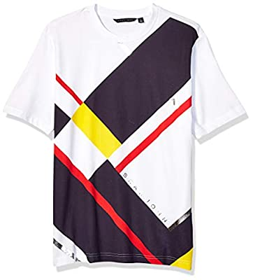 Sean John Men's Abstract Tee