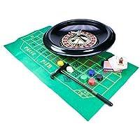 Roulette Set, 16 Inch by ClubKing Ltd