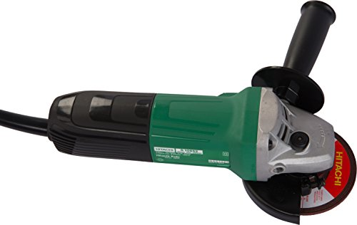 Hitachi G 10 SS2 4-inch Electric Grinder, Green 3