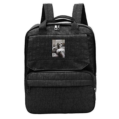 WUHONZS Travel Backpack Marilyn Monroe James Dean Movie Poster Gym Hiking Daypack College Laptop and Notebook Bag for Women & Men ()