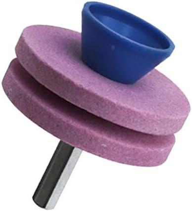 ドリル用 電動ドリル 芝刈り機 軽量 持ち運びが簡単 使いやすい - ピンク