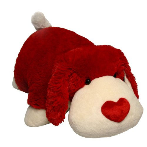 """My Pillow Pets Limited Edition Small Valentine Dog- 11"""""""