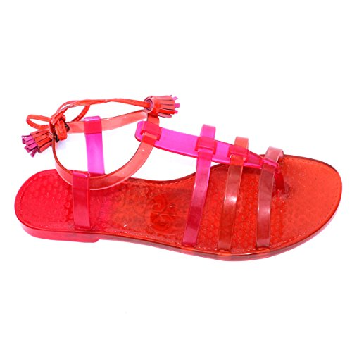 Para dedo del pie-Post Juicy Couture carcasa blanda de y pedrería para mujer, estándar del Reino Unido 3 -  3 5. DE £78 rosa - Pop Pink