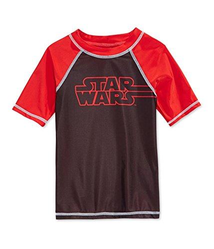 Disney Boys Star Wars Graphic T-Shirt Black 5/6 - Little Kids (4-7)