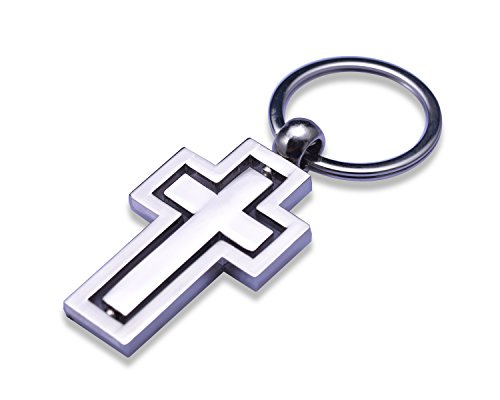 (Christian Metal Rotates the Cross Key)