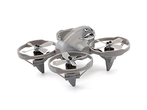 DYS Shark Mako 100mm Micro FPV Drone Brushless - Gray (BNF Frsky Version)