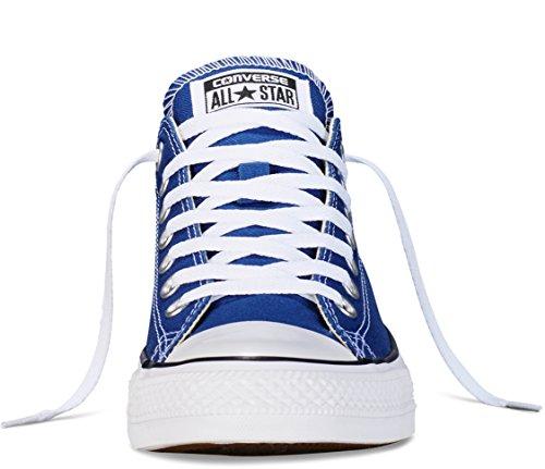 Converse All Star Ox Fashion tela, blu (Roadtrip Blue), 42 EU (M) Donne/40,5 (M) Uomini