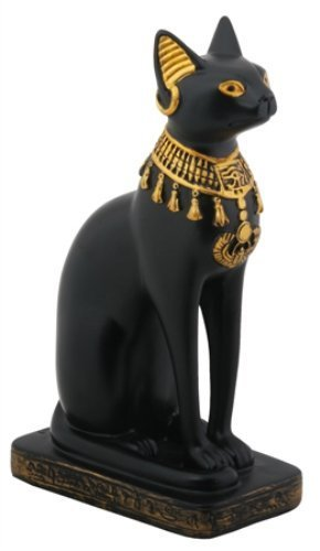 Bastet Statue - SS-Y-5392 Egyptian Bastet Collectible Figurine