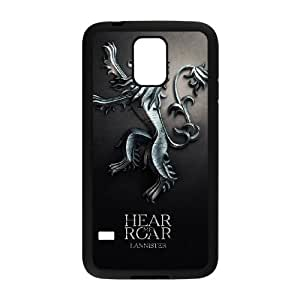 AKERCY Game of Thrones Phone Case For Samsung Galaxy S5 i9600 [Pattern-4]