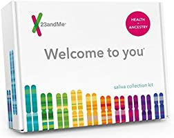23andMe DNA Test with Health + Ancestry Personal Genetic Service