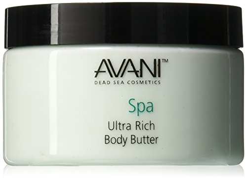 Avani Dead Sea Ultra Rich Body Butter 8.5 Fl Oz.