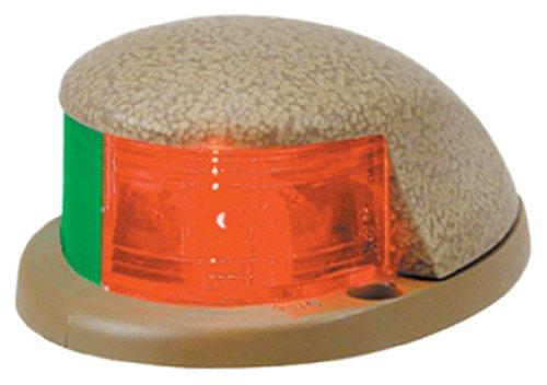 Perko 0227DP0LNS Bi-Color Light Marine Replacement Lens -