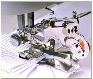 Sewing Instructions (HONEYSEW Ruffler Foot For Singer Brother Juki Low Shank Sewing Machine (3 style))