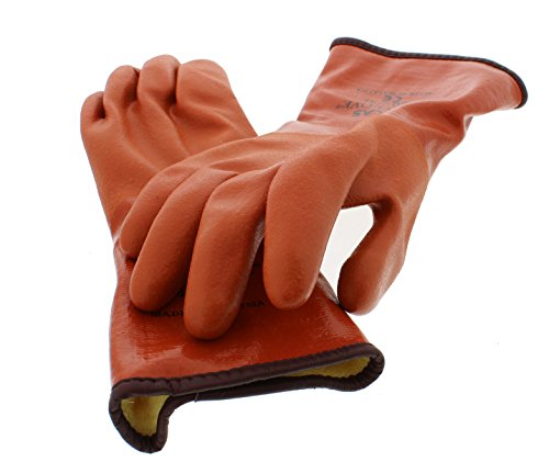 Atlas Glove 460 Atlas Vinylove Cold Resistant Insulated Gloves - Unit: Single Pair (1) - Size: Medium