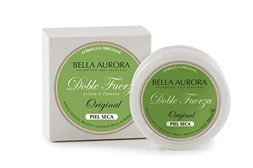 Bella Aurora Doble Fuerza Crema Facial Antimanchas - 30 ml: Amazon.es: Belleza