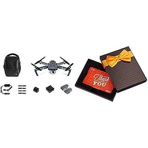 DJI Mavic Pro Fly More Bundle with $100 Amazon Gift Card