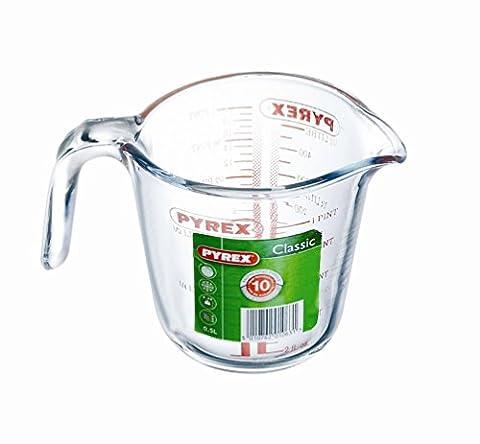 Measuring jug&mixing bowl, 0.5