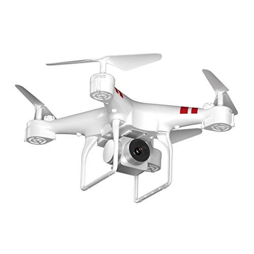 ドローンアクセサリー、Dartphew 360度3D連続ローリングアウトドア広角レンズ 1080P HDカメラクアッドコプター RCドローン WiFi FPV 1800Mah バッテリー(ビデオと写真のリアルタイムトランスミッション) マルチカラー