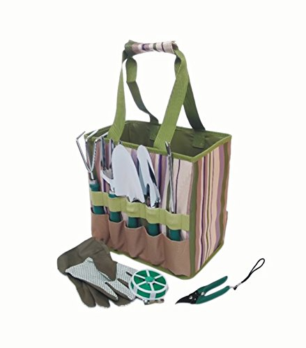 Picnic & Beyond Garden Tools Carry Bag with Accessories by Picnic & Beyond