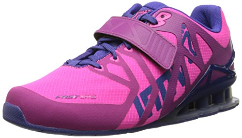 Inov-8 Women's Fastlift 335  Cross-Training Shoe,Pink/Purple/Blue,10.5 E US