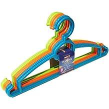 Wee's Beyond 6 Piece Plastic Hanger Pack, 6