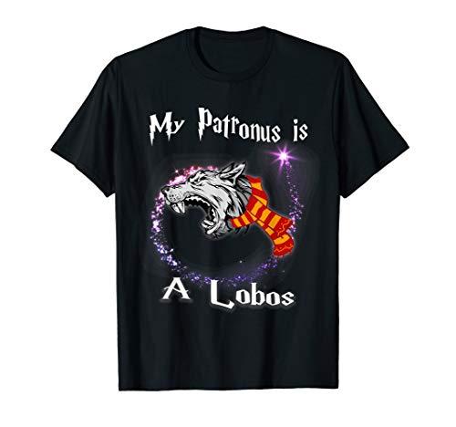 My Patronus is a Lobos shirt -