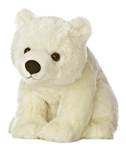 Aurora World Destination Nation Polar Bear Plush,