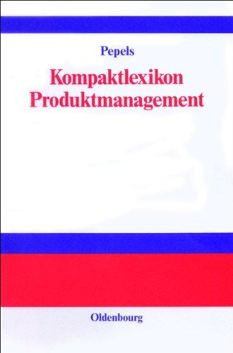 Kompaktlexikon Produktmanagement