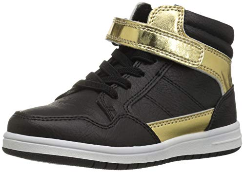 Pictures of The Children's Place Boys' High Top 2103108 Black03 1
