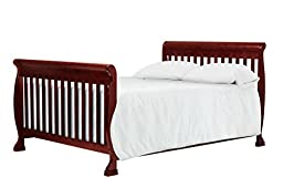 DaVinci Twin/Full Size Bed Conversion Kit, Cherry