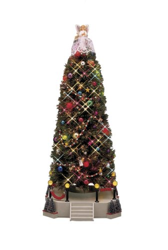 Lemax Lighted Musical Christmas Tree (14660) 4 each - Amazon.com: Lemax Lighted Musical Christmas Tree (14660) 4 Each