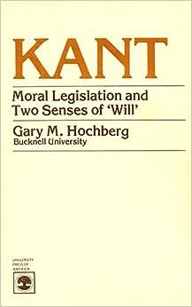 Torrent Descargar Español Kant: Moral Legis Two Sens Cb PDF Online