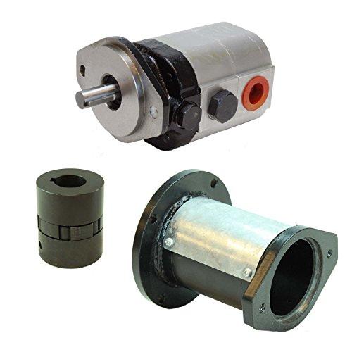22 GPM Pump, Coupler & Pump Bracket Combo Kit [Combo-22-Pump-Coupler-Bracket]