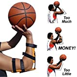 Bandit Basketball Shooting Trainer Elbow Guide
