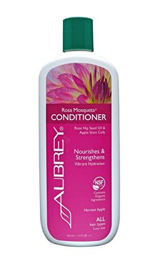 Aubrey Organics Rosa Mosqueta ® Conditioner * NSF Certified Organic - 11oz
