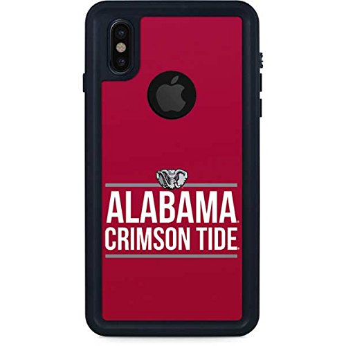 c53d9a4e461 Image Unavailable. Image not available for. Color  University of Alabama  iPhone X Case ...