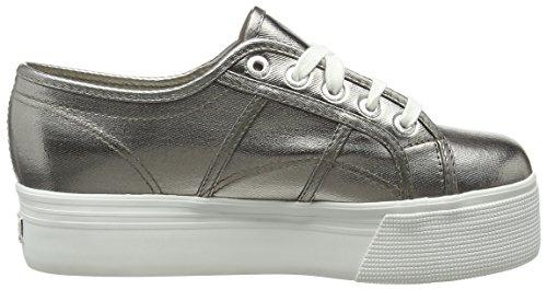Sneakers Femme 2790 Gris Basses Superga Cotmetw gris EwZxqWPv