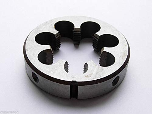 New1pc Metric Right Hand Die M14X0.75mm Dies Threading Tools 14mmX0.75mm pitch