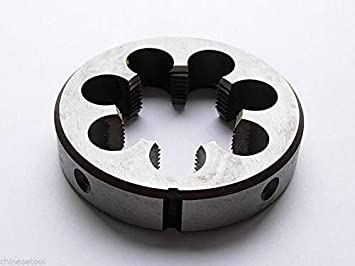 Metric Right Hand Die Threading Tools,M52 x 2.0mm,1pc