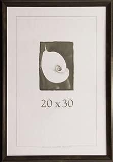 product image for Frame USA Verona Series 20x30 Textured Narrow Wood Frames (Espresso)