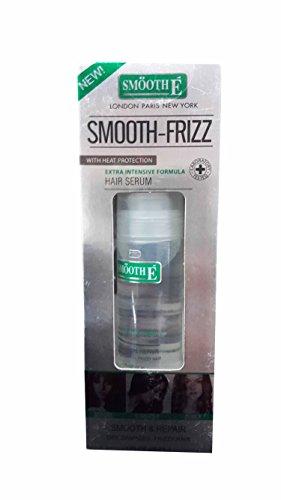 Smooth E Silk E Multi Vitamin Hair Serum Smooth Repair Dry Damaged Frizzy Hair 1 Floz Pack