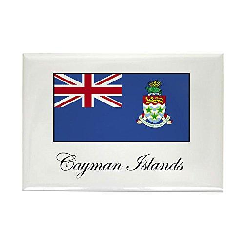 Island Rectangle Magnet (CafePress - Cayman Islands Rectangle Magnet - Rectangle Magnet, 2