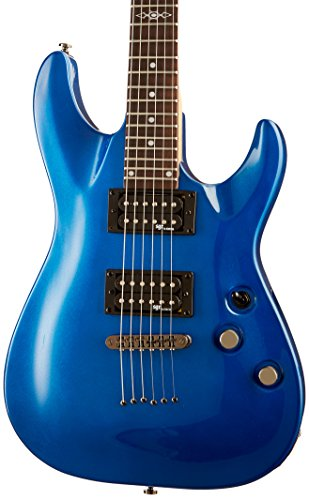 c 1 sgr by schecter beginner electric guitar electric blue import it all. Black Bedroom Furniture Sets. Home Design Ideas